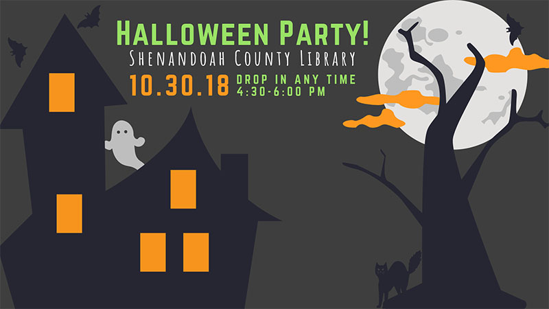 Halloween Party: County Library